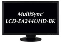 LCD-EA244UHD-BK