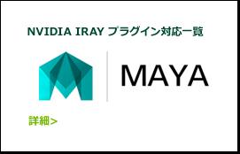 Iray for 3DS Maya